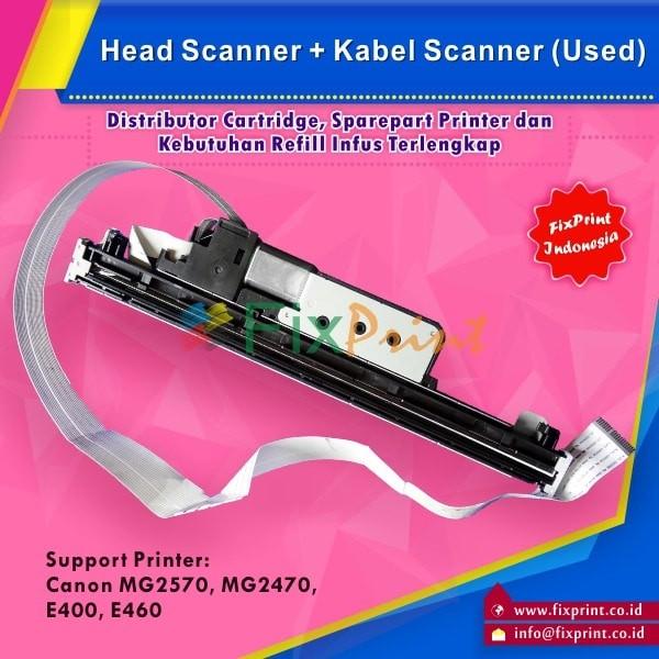 Jual Head Scanner Flexible Cable Printer Canon Mg2570 Mg2570 E400 E410 E460 Jakarta Timur Fixprint Jakarta Tokopedia