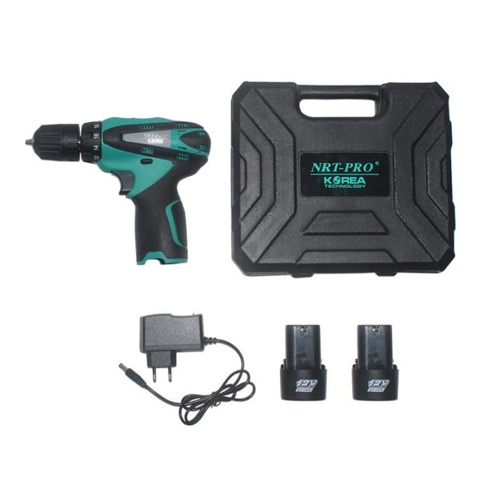 harga Eelic meb-dc330 mesin bor baterai cordless drill tanpa kabel Tokopedia.com