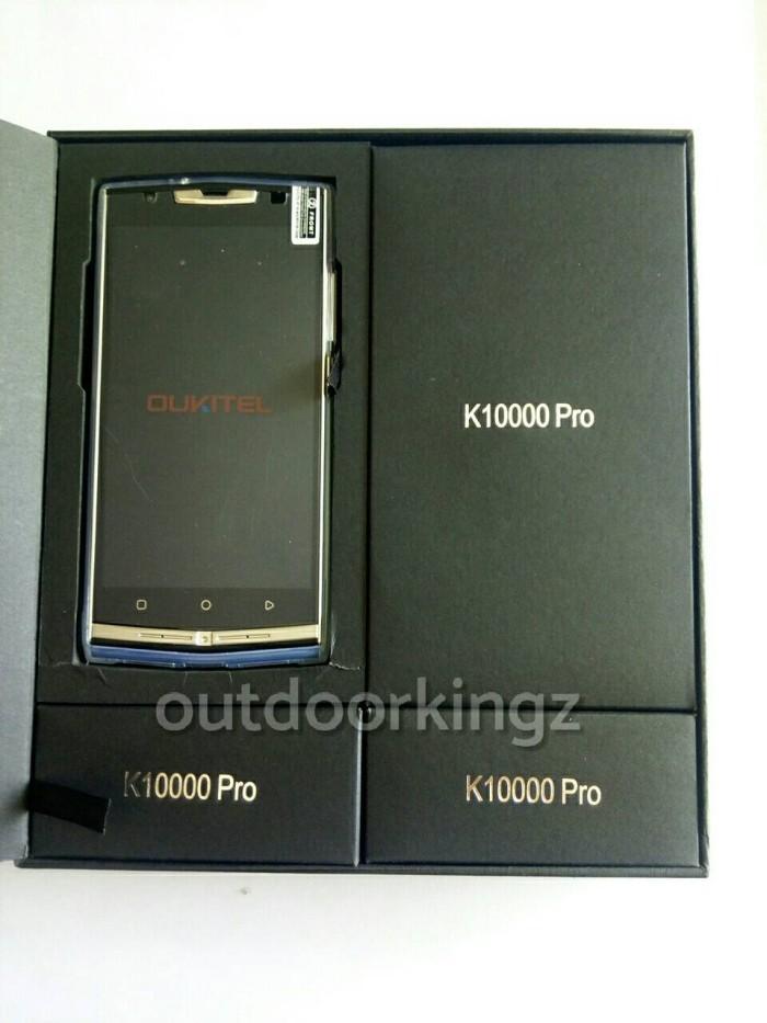 harga Oukitel k10000 pro batre besar 10000 mah ram 3gb rom 32gb cam 13mp Tokopedia.com