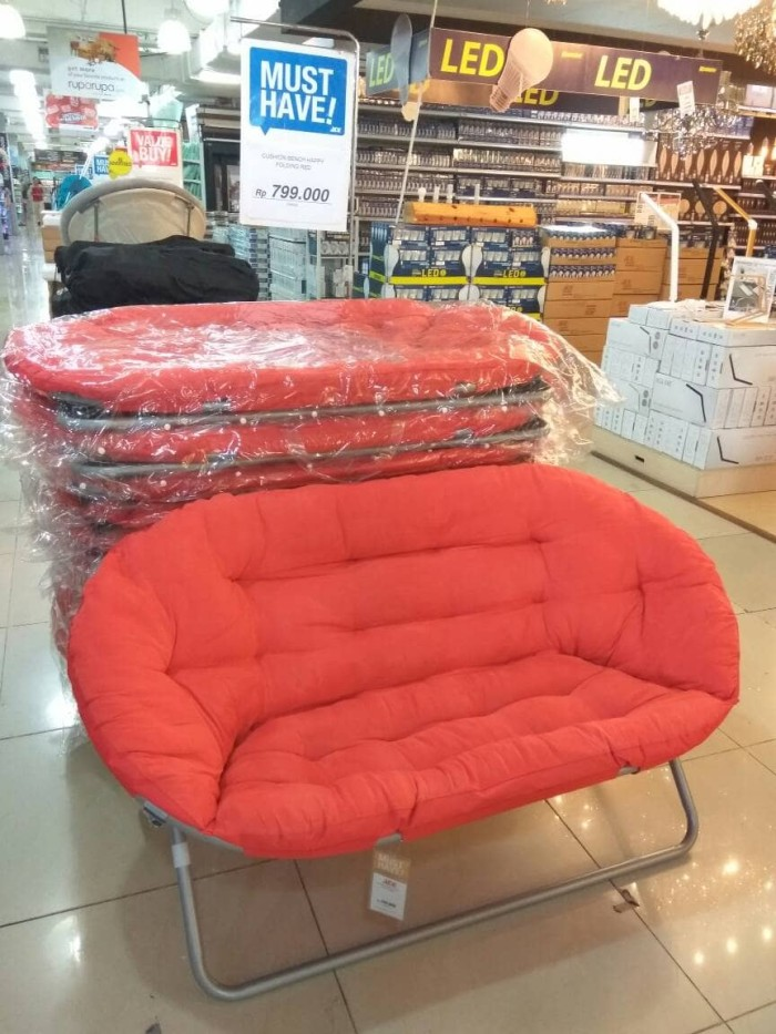 Folding Chair By ACE HARDWARE Merah