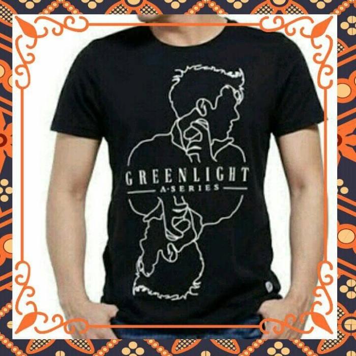t shirt, baju, kaos keren GREENLIGHT A SERIES BARU