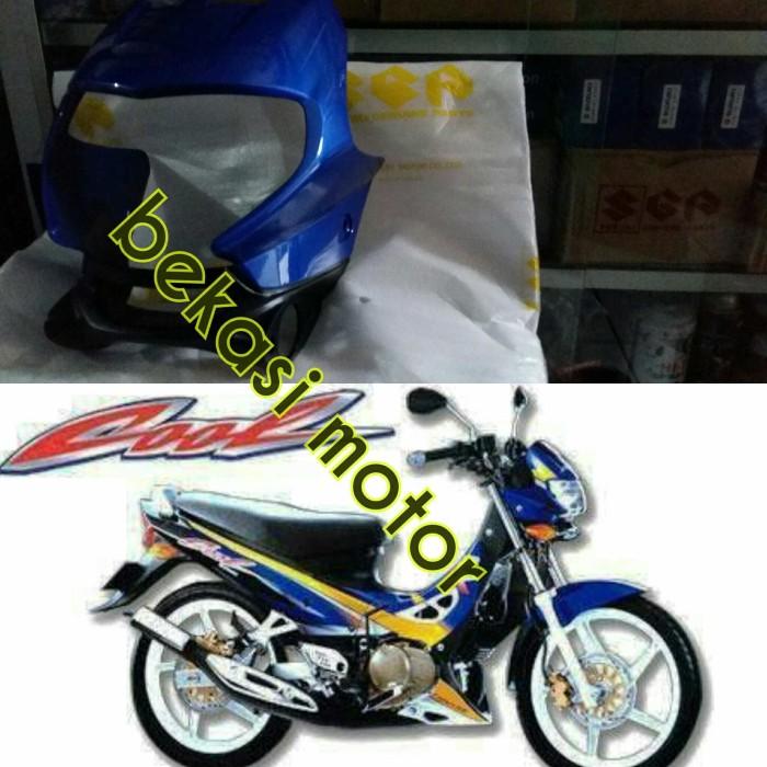 harga Batok kepala suzuki rk cool original Tokopedia.com