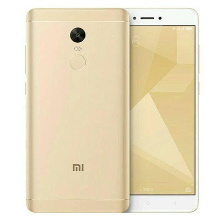 harga Xiaomi redmi note 4x (3/16) gold Tokopedia.com
