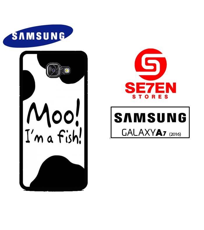harga Casing samsung a7 2016 moo fish custom hardcase Tokopedia.com