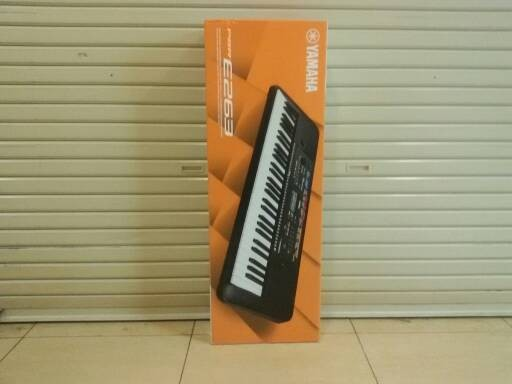 harga Keyboard yamaha psr 263 Tokopedia.com