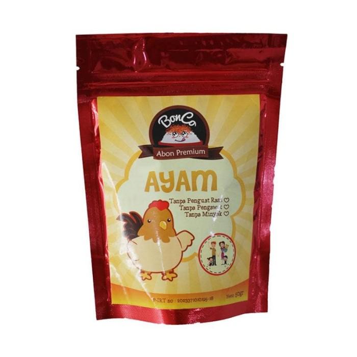 Katalog Abon Ayam Hargano.com