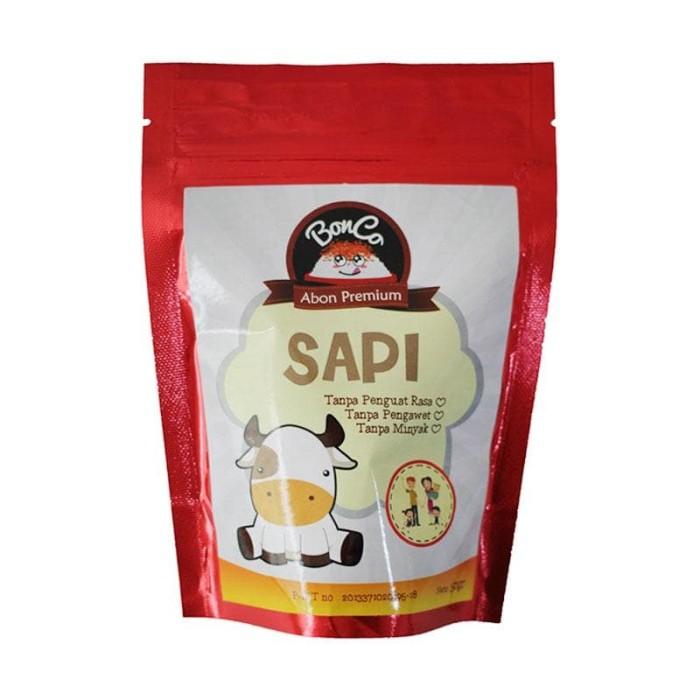 Katalog Abon Sapi Travelbon.com