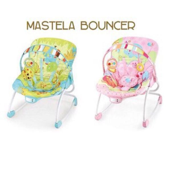 harga Mastela bouncer rocker Tokopedia.com