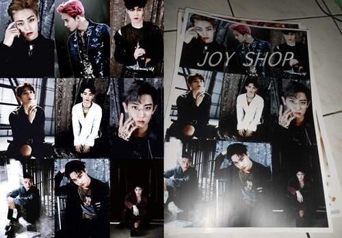 82+ Gambar Poster Exo