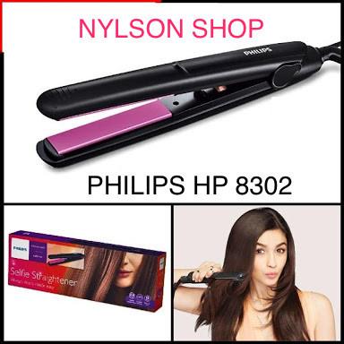 PHILIPS Hair straightener HP 8302 / catok rambut PHILIPS HP8302