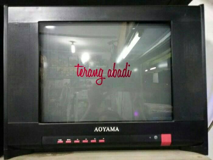harga Tv/televisi tabung aoyama 17inc Tokopedia.com