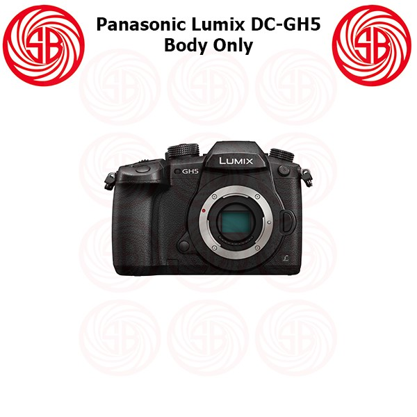 harga Kamera panasonic lumix dc-gh5 body only ; camera mirrorless gh5 ; gh 5 Tokopedia.com
