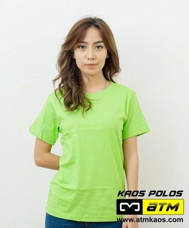 harga Kaos polos cotton combed 20s lengan pendek anak size 2 Tokopedia.com