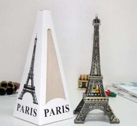 Miniatur Menara Eiffel Paris 25 Cm , Pajangan / Hiasan