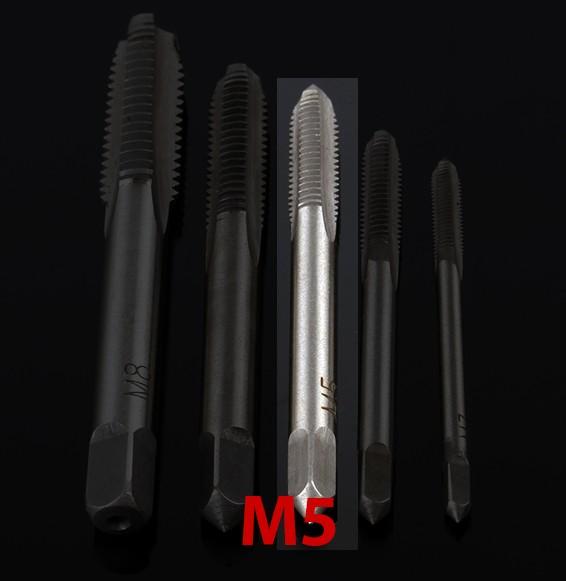 harga Tap Drill Bits M5 / Mata Bor Pembuat Ulir Baut Tokopedia.com