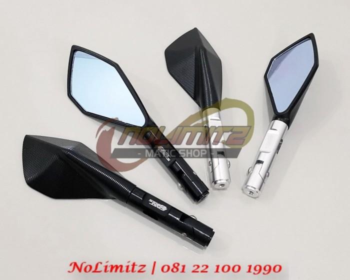 harga Spion rizoma tomok 2 full cnc aluminium nmax aerox 155 vario 150 xmax Tokopedia.com