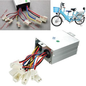 harga 24v 500w motor brushless speed controller for electric bicycle scooter Tokopedia.com