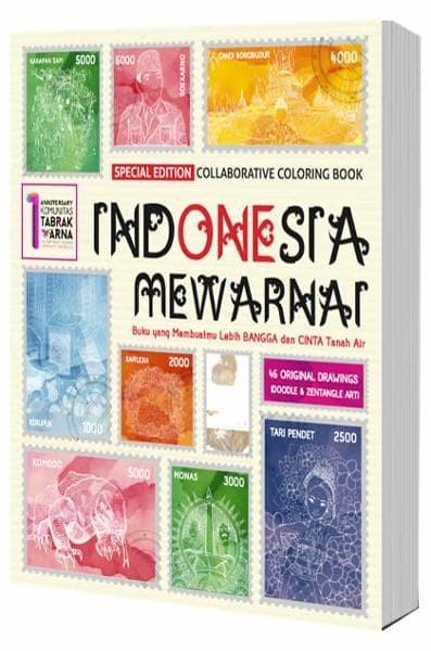 Jual Indonesia Mewarnai Promo Duta Ilmu Online Tokopedia
