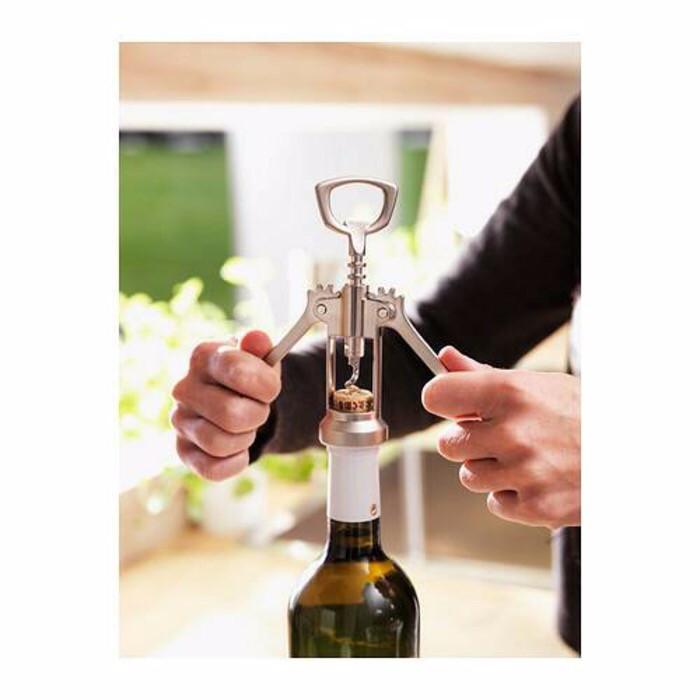 harga Corkscrew / pembuka botol tutup wine / wine opener Tokopedia.com