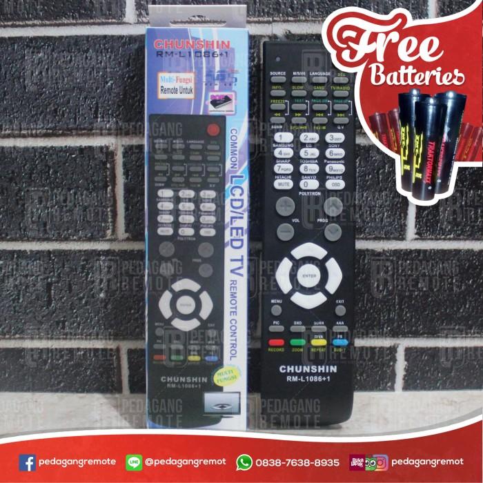 Samurai Remote Tv Lg Model Tv Lcd Led Multifungsi Tanpa Program