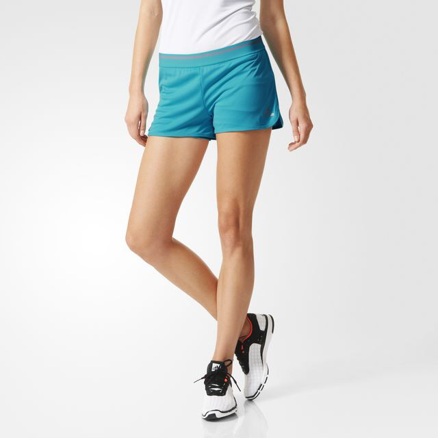 749010b7a2bf Adidas women climachill shorts shock green original harga Adidas women  climachill shorts shock green original Tokopedia.com