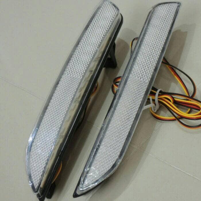 harga Lampu bemper bumper jazz crv / bumper led jazz Tokopedia.com
