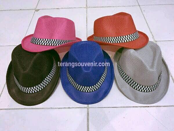 Topi fedora dewasa-topi import-topi cowboy-topi koboi-topi koboy 73f2924d27