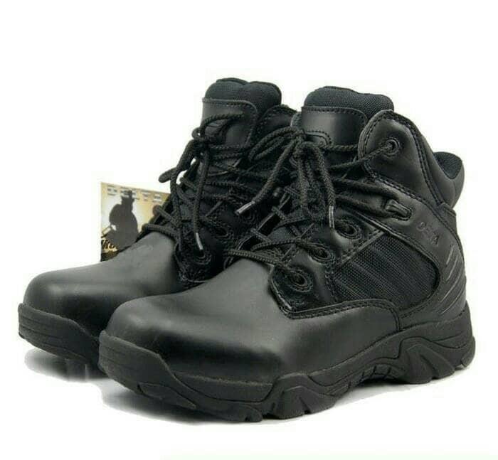 Jual Sepatu Bots 516 Delta Force 6 inch pendek Dessert sepatu taktis ... aeb43fe7dc