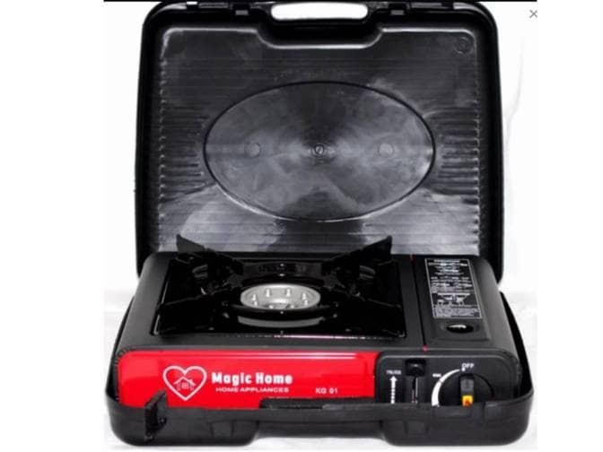 Magic Home Kompor Gas Portable Butane / Tabung Gas Kecil KG-01