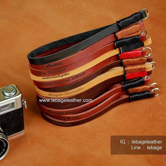 harga Strap kamera wrist strap hand strap coklat lilit hotam Tokopedia.com