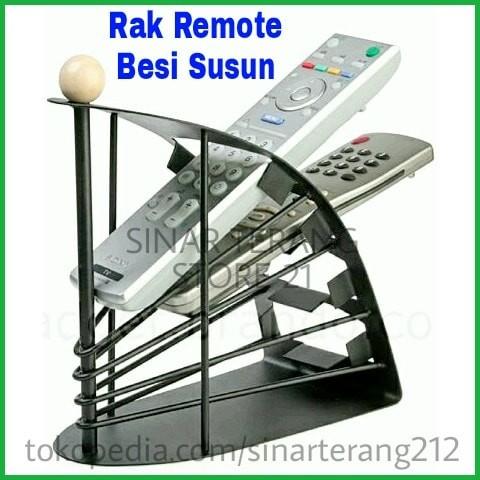 Jual Rak Remot SUSUN TINGKAT Bahan BESI Remote TV DVD AC Organizer ... 95a87d2de6