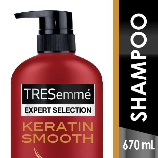 harga Tresemme shampoo keratin smooth 670ml Tokopedia.com