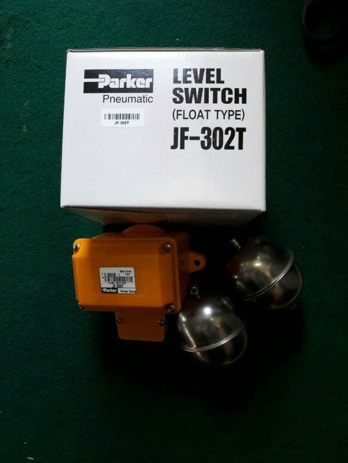 harga Parker jf-302t level switch float type jf302t jf 302t for oil/minyak Tokopedia.com