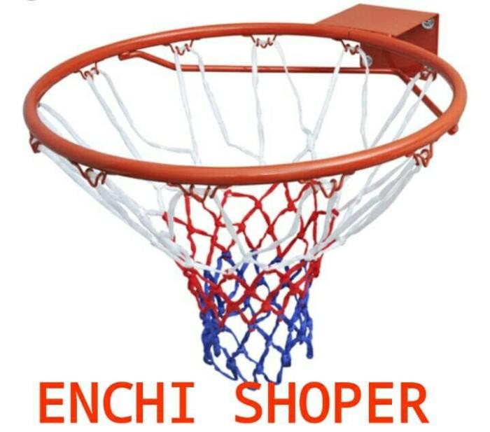 Jual Ring Basket Ukuran Lingkaran Standard Internasional Kota Bekasi Enchi Shoper Tokopedia