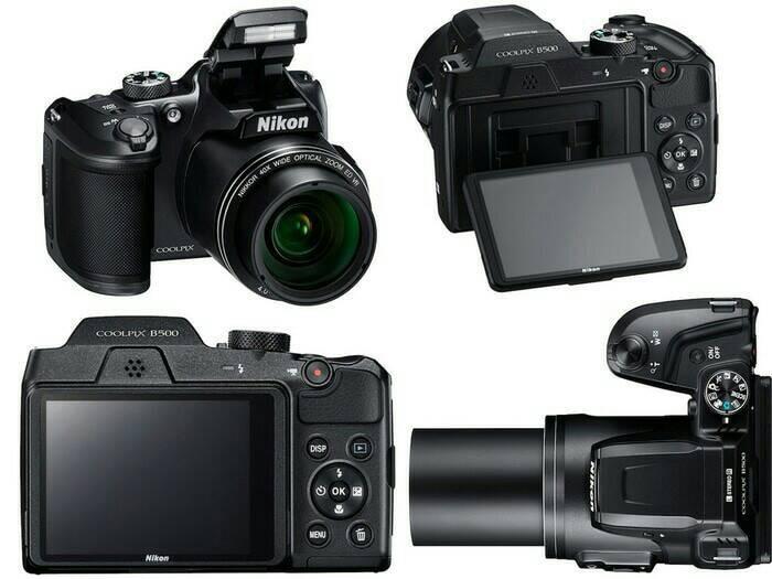 harga New camera prosumer nikon b 500 barang baru 100% Tokopedia.com