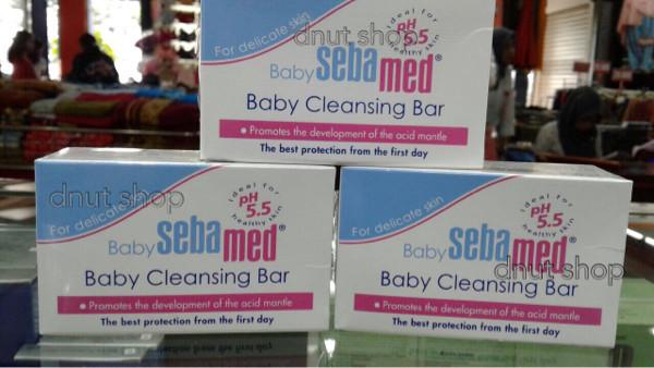 harga Baby sebamed baby cleansing bar soap Tokopedia.com