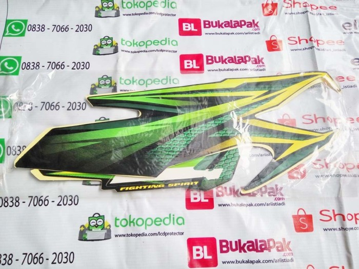 harga Striping stiker sticker list body motor yamaha rxking rx king 2005 hju Tokopedia.com