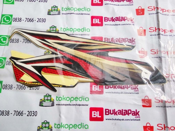 harga Striping stiker sticker list body motor yamaha rxking rx king 2005 Tokopedia.com
