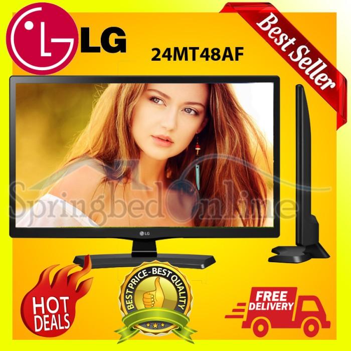 Lg 24 tv monitor led 24mt48af-pt full hd ips original ...