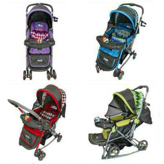 harga Pliko grande 268 baby stroller / kereta dorong bayi Tokopedia.com