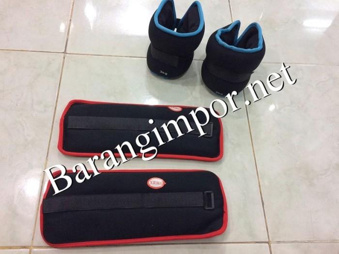 Foot band 6kg/pair/foot band/pemberat kaki/senam/zumba/piates/lari/run