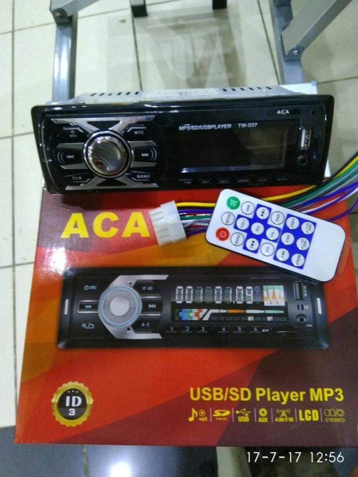 harga Deck Less Usb/sd Mp3 Radio Player Dgn Remote Control Tokopedia.com