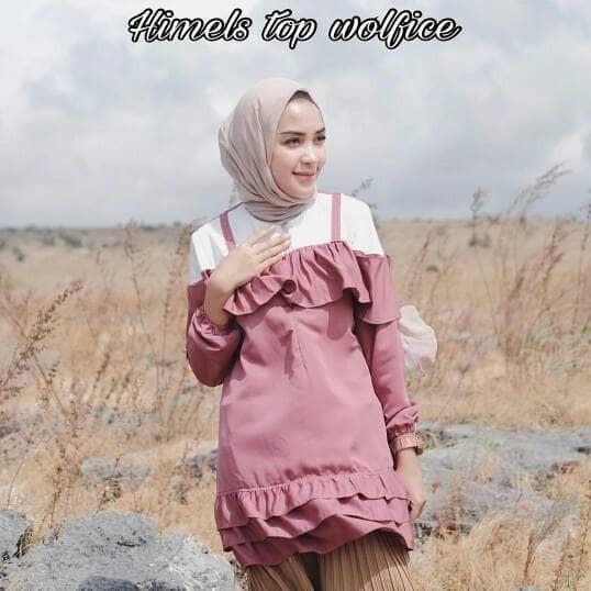Baju murah himels top