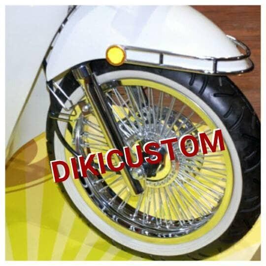 harga Aksesoris motor/list ban honda scoopy ring 12 Tokopedia.com