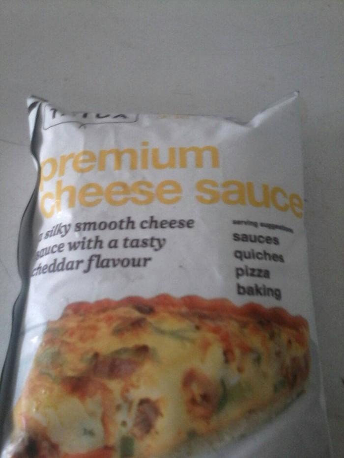 harga Cheese sauce merk tatua 1kg tinggal cocol rasakan ngejuuuu Tokopedia.com
