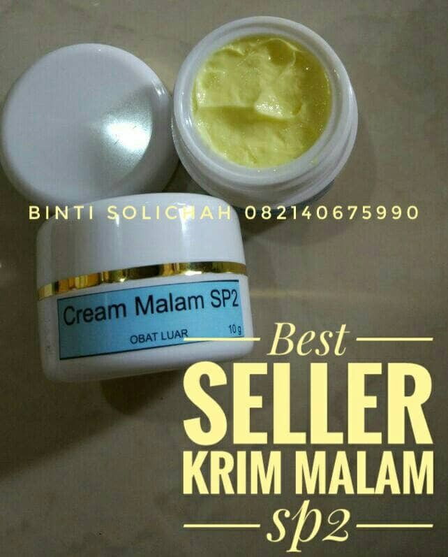 Best seller krim malam sp 2 / cream malam sp2