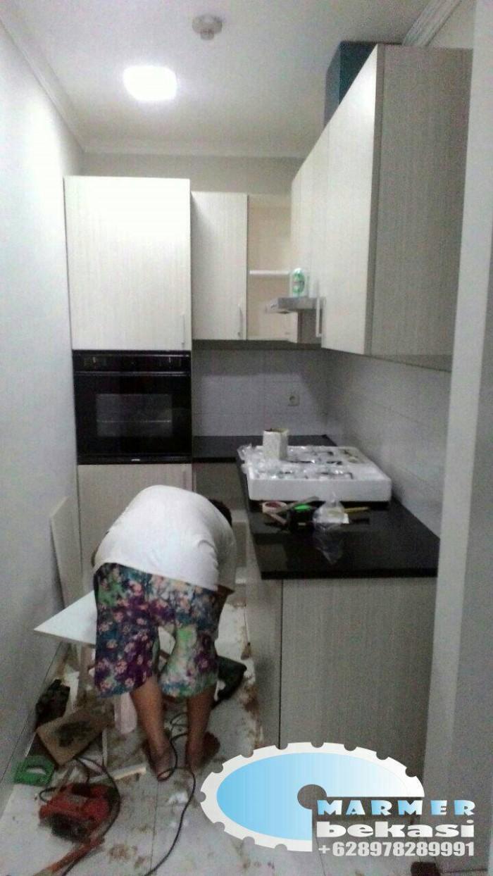Jual Meja Dapur Granit Apartemen Parama Kota Bekasi Aneka Granit Dan Marmer