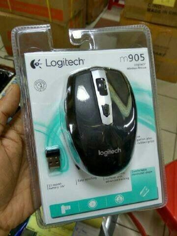 harga Mouse wirelles logitech m-905 compatible windows etc Tokopedia.com