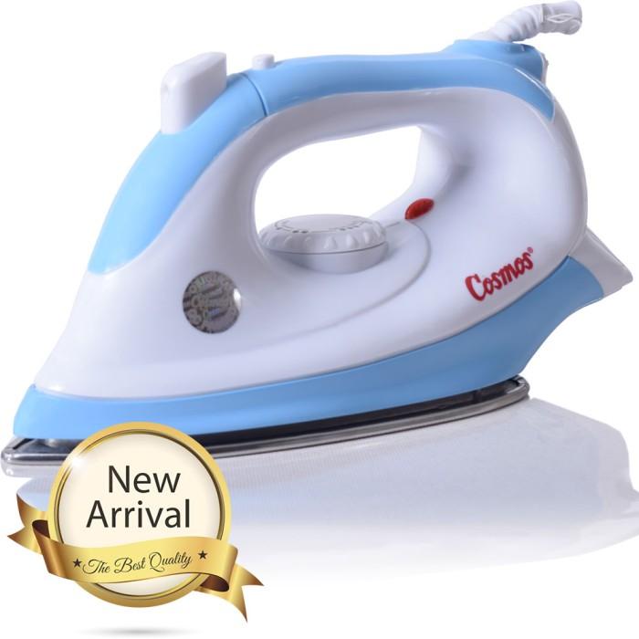 harga Cosmos cis 438 dry iron (jet spray)  - setrika / gosokan listrik 400w Tokopedia.com