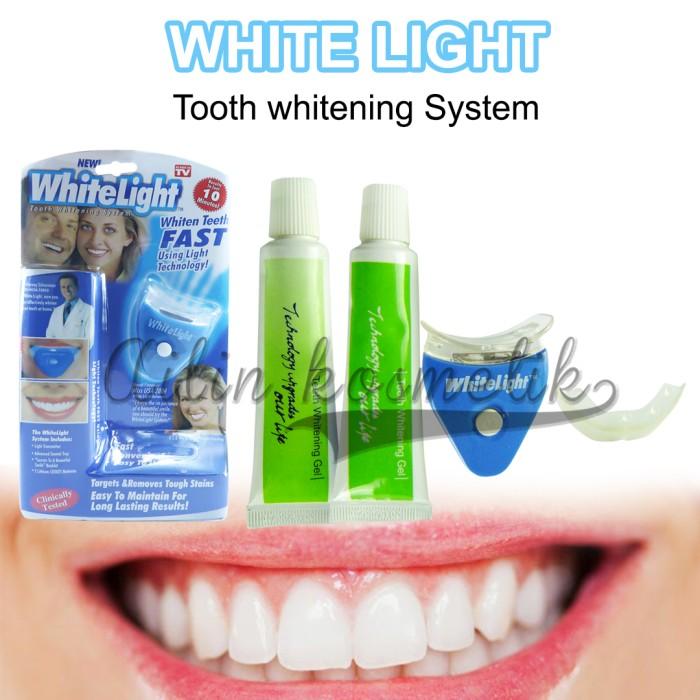 Jual Whitelight White Light Pemutih Gigi Murahshopz Tokopedia